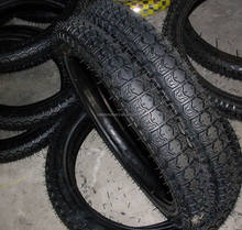 high quality motorcycle tire and tube 2.75-17