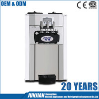 High Quality CE Approved Commerical Ice Cream Maker Machine E-BQL-198