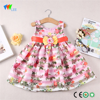 china manufacture fashion style kid dress for new model girls dresses wholsale