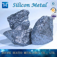 China Silicon Metal 99 For Aluminum
