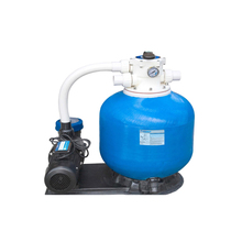 2016 FCP-650 swimming pool water pump sand filter combo
