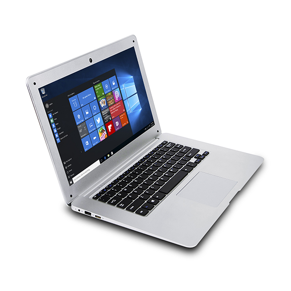 High Quality 14.1 inch Inter Z8350 CPU Window 10 Laptop With IPS Capacitive Screen 4GB Memory Bluetooth