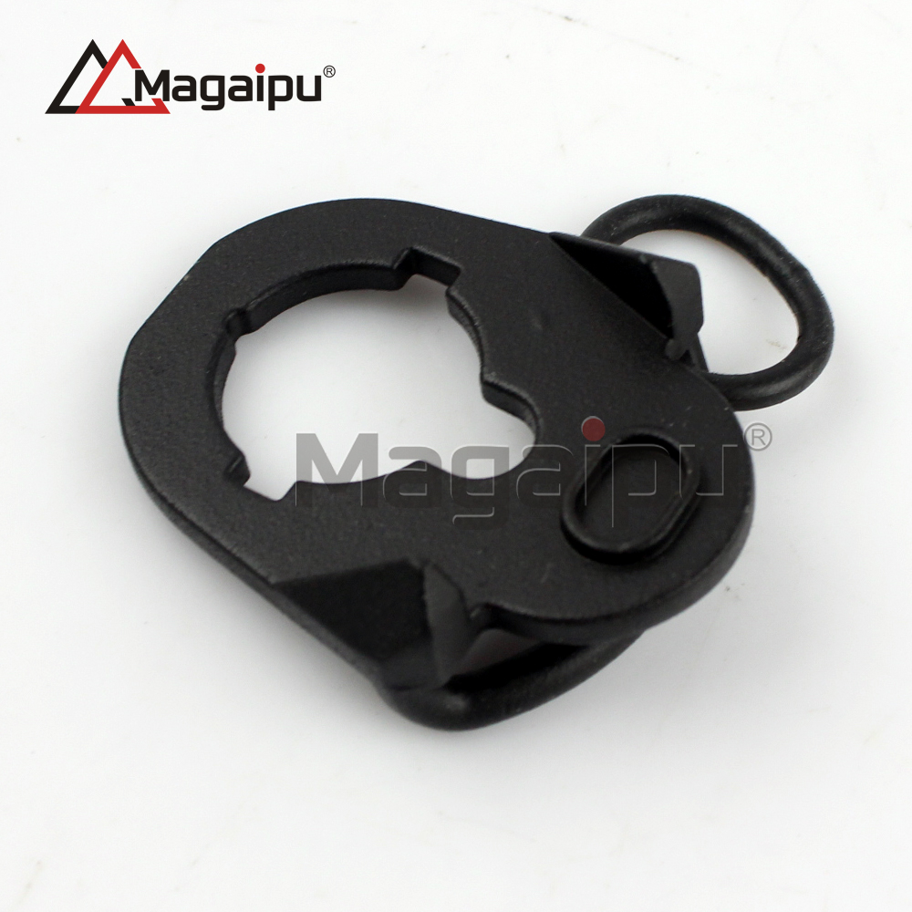 Firearms Accessories Ambidextrous Sling Attachment Point Sling Plate