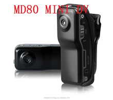 Factory price hidden camera 720P MD80 sports User Manual hd Mini DV