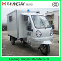 HOT SALE in Africa!!! GASOLINE TRICYCLE AMBULANCE