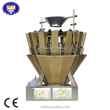 potato chips packing and weighing machine for snacks seeds nuts fish hardware frozen food granule medicine chemical and tea leav