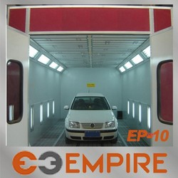 Cabin Car/ Bus/Truck/Furnature Spray Booth(CE approved)