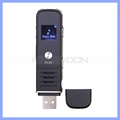 High Definition Stereo Recording MP3 Voice Recorder Support Max 32GB External TF Card