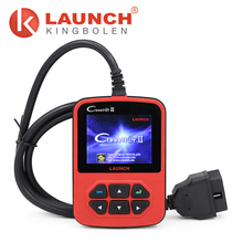 Launch CRestter II Brake pad reset function car scanner programming