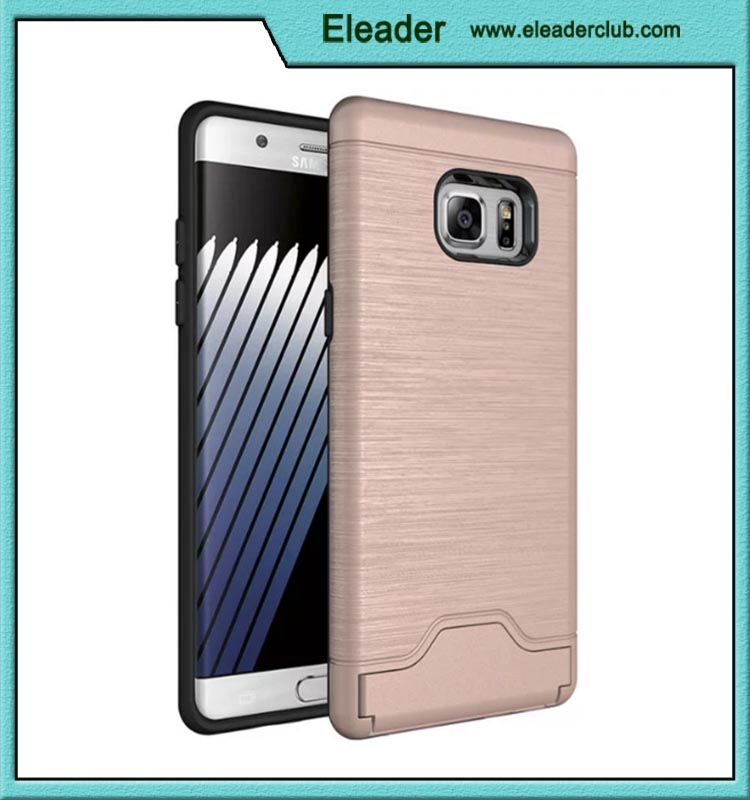 for samsung galaxy note 7 case, card cover case for galaxy note7