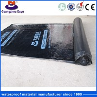 ISO Certified SBS Modified Asphalt/Bitumen Waterproof Membrane