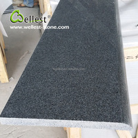 G654 Granite Cheap Price Outdoor Stone Steps for Sales