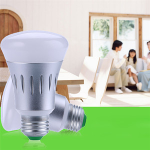 7W Smart E27 WiFi Bulb, Remote Control LED Light RGB Multi Color 6000K Dimmable Bulbs Compatible With Alexa For IOS/Android APP
