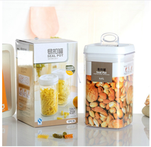 Easy lock airtight container/ Kitchen dry food plastic container