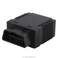 OBD2 GSM/GPRS/GPS Tracker with Anti Robbery Alarm System