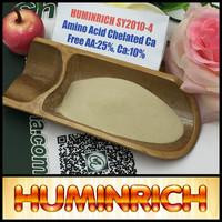 HUMINRICH China Manufacturer Calcium Chelate Amino Acid Organic Fertilizer