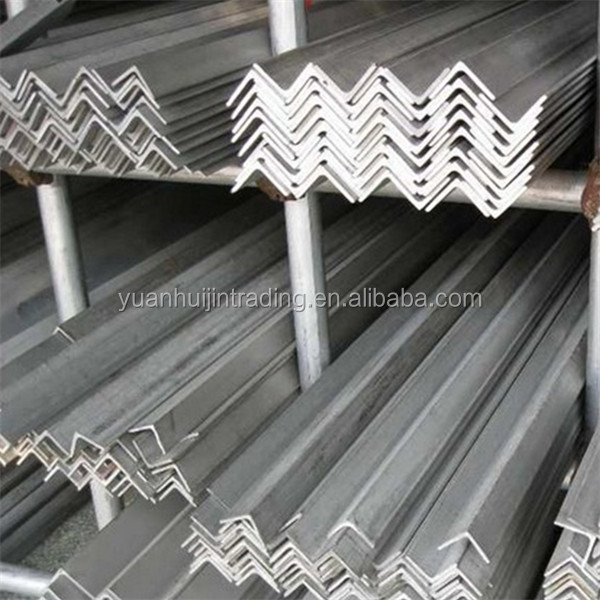 cold rolled SS304 equal angle steel