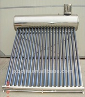 Jamaica Stainless Steel Solar Hot Water Heaters