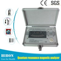 2016 Newest Machine Latest Quantum Resonance Magnetic Analyzer