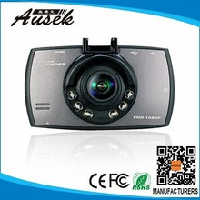 New model 2.7 inch 120 degree lens 1080p cheap price car camera g30
