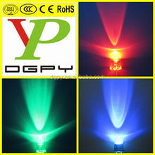 China Factory Hot Sale Dip Led Lighting diodes Red/Green/Blue/Yellow/Pink/White ( CE & RoHS Compliant )
