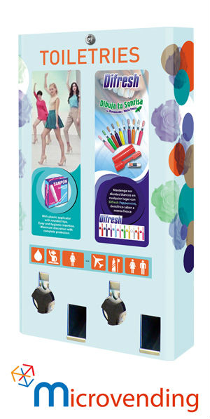 Hygiene women vending machine