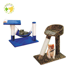 Wholesale New Style Cat Scratching Toy Post Cat Tree