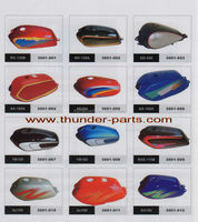 Motorcycle fuel tank,parts for kawasaki motorcycles