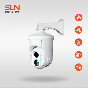 infrared thermal imaging Wireless IP camera Dual-spectrum High-speed PTZ camera