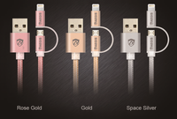 High Speed Transmission Strong Nylon Wear Newest Special USB Cable