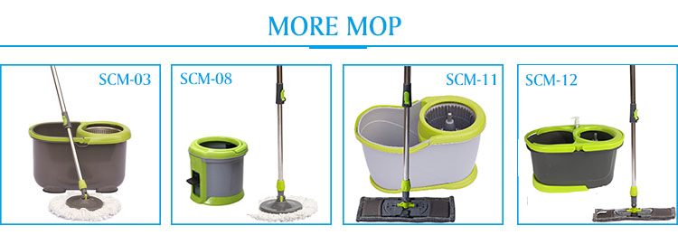 360 Degree Window & Floor Cleaning Mop