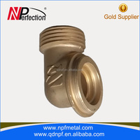 Mold Forging Copper And Brass Hot Forging For Pipe Fitting