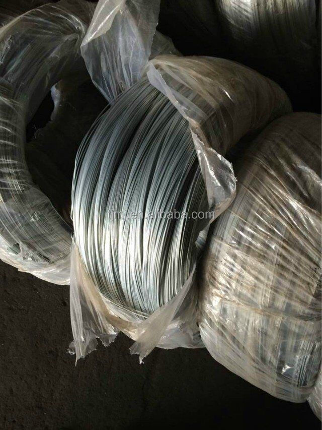 GALVANIZED STEEL WIRE In abundant supply floor price