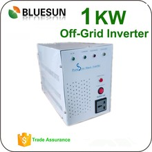 Bluesun good quality pure since wave 1kw tbe inverter