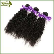 Kinky curl hair weave 100 virgin remy human hair virgin malaysian kinky curly hair