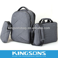 "9.7"" Briefcase Message best selling fabric shoulder strap laptop bag/computer bag K8517W"