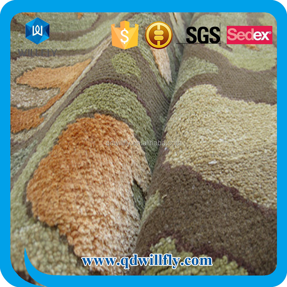 China good quality wool hand tufted carpets