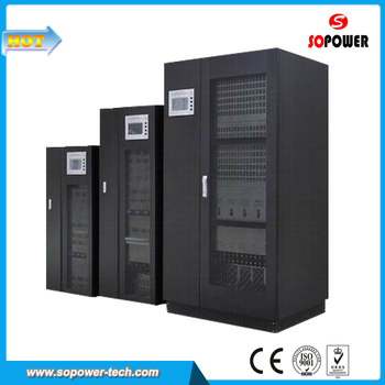 Industrial 380V 80KVA Three Phase Pure Sine Wave UPS