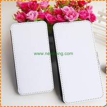 Sublimation Leather Wallet Phone Case For iPhone 6 6s ,customize printing leather case for iphone 6 6s
