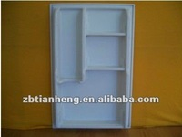 super white PVC film for neichen binx vacuum forming package