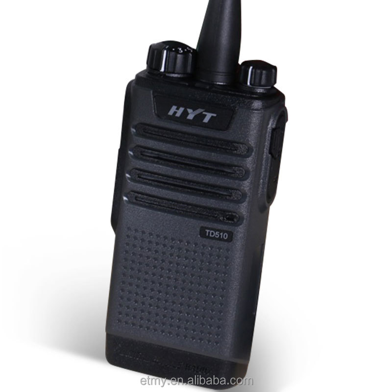Hytera TD510 Dual Band Wireless Digital DMR Radio