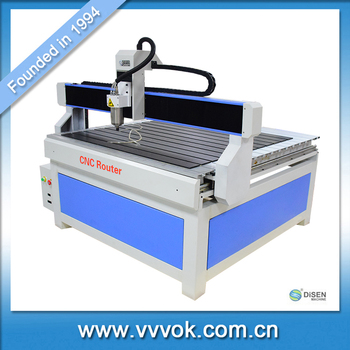 Cheap automatic china smart 1212 advertising woodworking engraving cnc router machine price