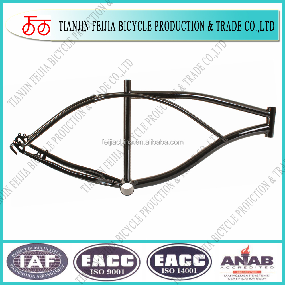 hot sale beach cruiser bicycle frame