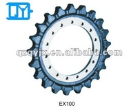 Hitachi excavator sprocket EX120 OEM Part No.1010325