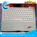Original For Macbook A1181 Top Case With Keyboard And Trackpad US Version Replacement White Color