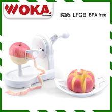 Top supplier best price manual rotary fruit pear apple peeler