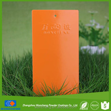 Supplier of China Products Pastel Orange Color Epoxy Primer Paint