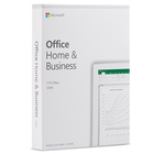 Computer hardware software Full Instant Delivery Retail Box with DVD Used globally Microsoft office 2019 home and business