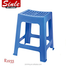 Food stalls suitable durable stackable plastic adult chair