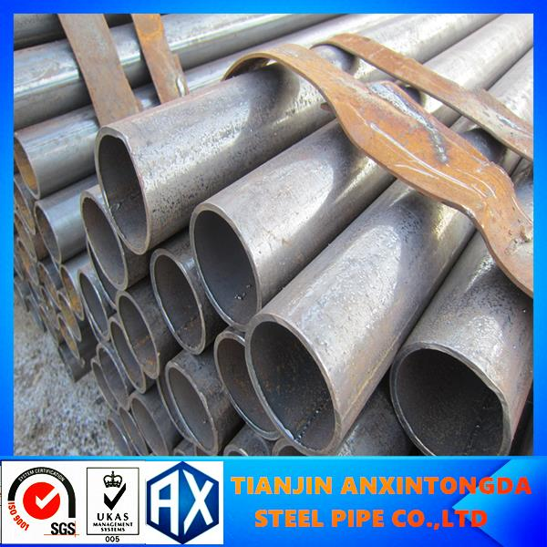 Carbon thin wall steel pipe!black pipe layers 6!welded steel pipe/tube